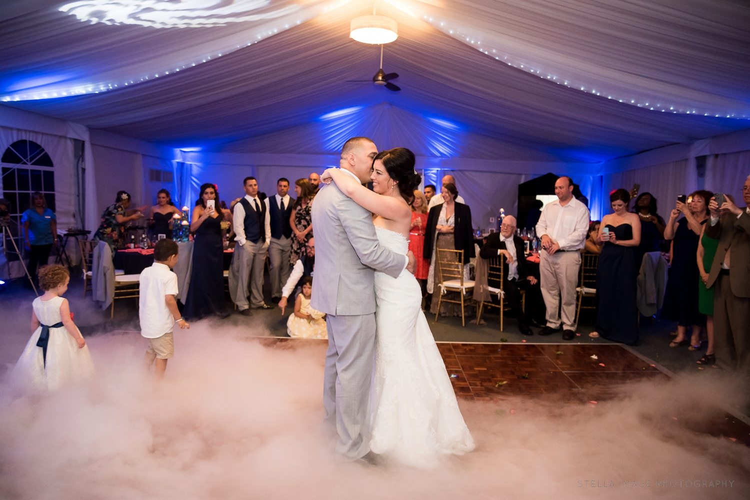 Guests Celebrate During The Wedding Reception At Doubletree Hollywood Beach