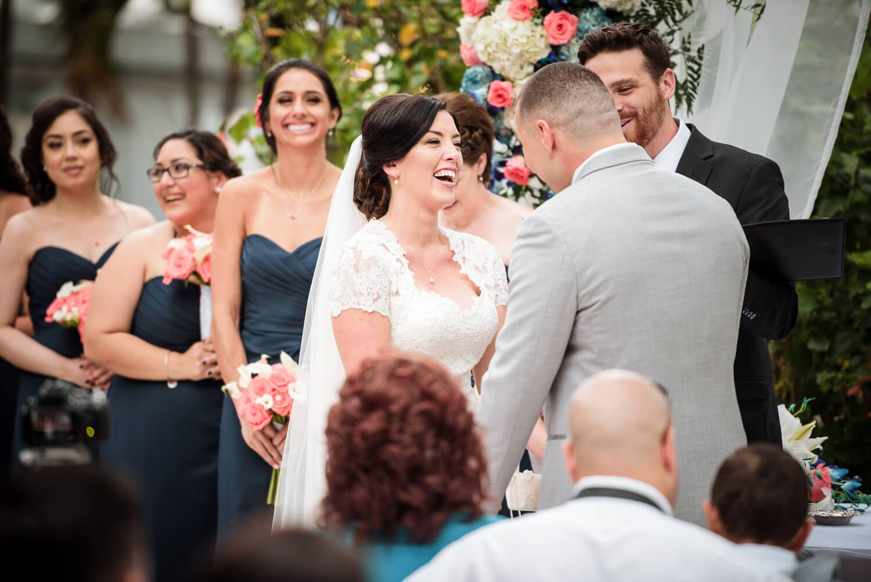 A Hilton Hollywood Beach Wedding